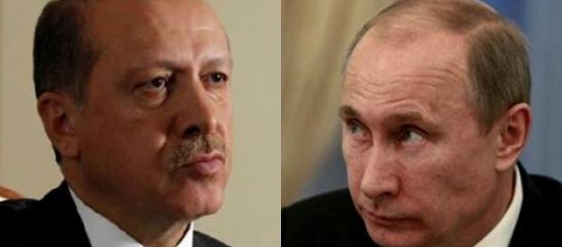 Putin anunciou uma série de represálias à Turquia