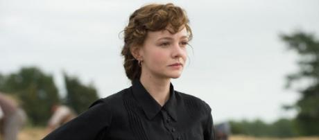 Mulligan interpreta Maud Watts em As Sufragistas.