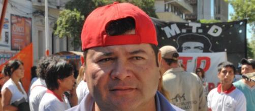 Emerenciano Sena, dirigente social del Chaco