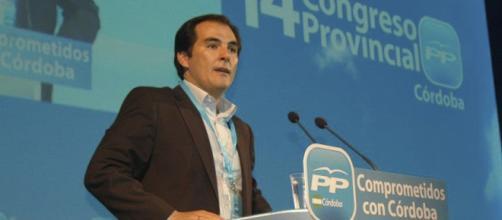 Ex alcalde de Córdoba, José Antonio Nieto