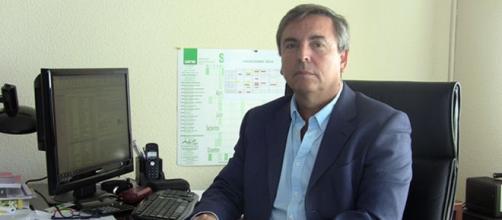 Francisco Muñoz, secretario general de SATSE.