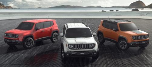 Jeep Renegade, que ultrapassou o HR-V em outubro