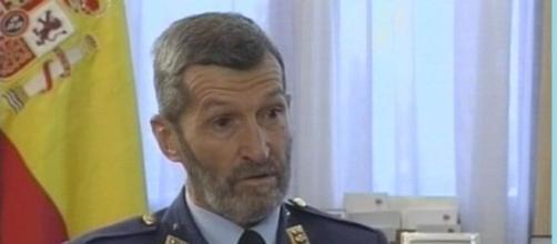 José Julio Rodríguez en una entrevista.