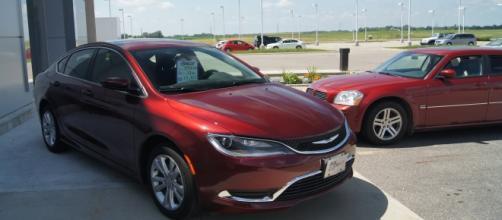 La Chrysler 200 è tra le auto Fca più vendute.