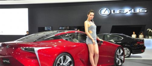 Lexus al Motor Show dello scorso anno