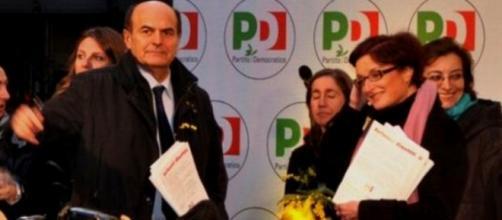 Pd, Annamaria Parente e Pierluigi Bersani
