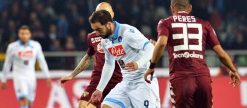 Torino-Napoli, pronto uno scambio in attacco.