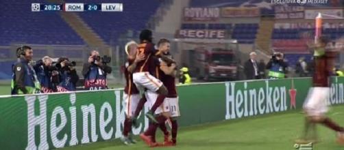 Voti Roma-Bayer Leverkusen, Barcellona-Bate