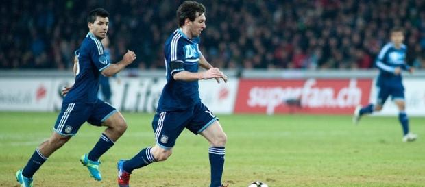 Agüero y Messi no estarán frente a Brasil