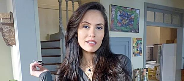 Ana Carolina Dias viveu Carmen em 'Império'
