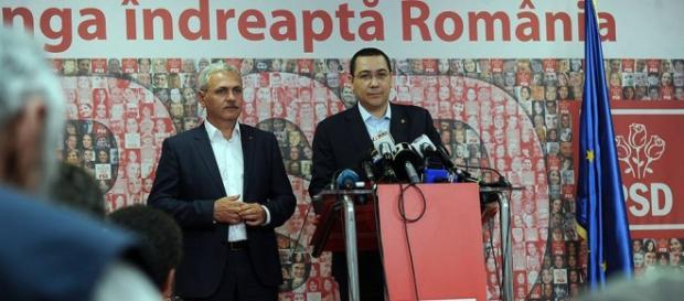 Ponta l-a anunțat pe Dragnea că și-a dat demisia