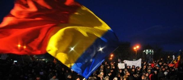 Romani la protest in noiembrie 2015