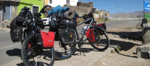 Cicloviagem Bolívia 2015, colomboproject.