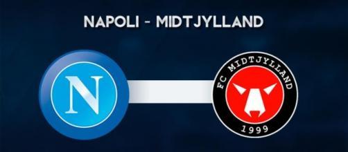 Diretta Napoli - Midtjylland live