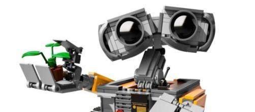 Lego retira su set de costrucción de Wall-e
