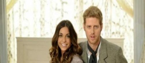 Mariana e Nicolas si sposano Il Segreto