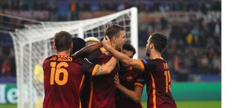 Roma - Bayer Leverkusen è finita 3-2