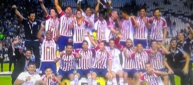 Chivas Guadalajara - Campeão da Copa MX 2015