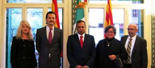 "Fidel Herrera, o el ""Z-1"", cónsul en Barcelona"