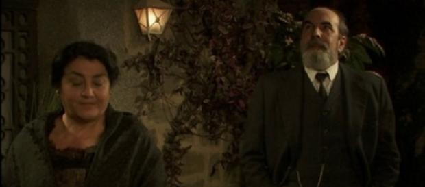 Il Segreto: Fulgencio e Bernarda
