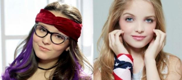 Isabela e Prisicla são as vocalistas do C1R