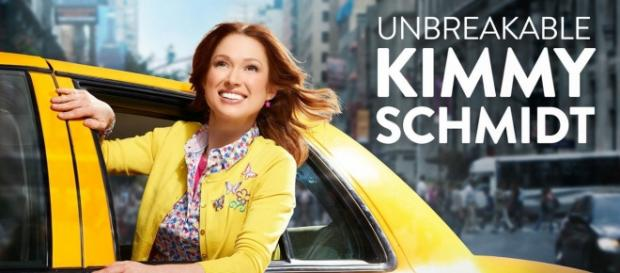 La protagonista de Unbreakable Kimmy Schmidt.