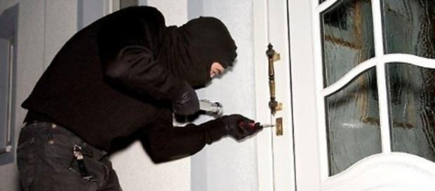 Ladri in azione con la chiave bulgara