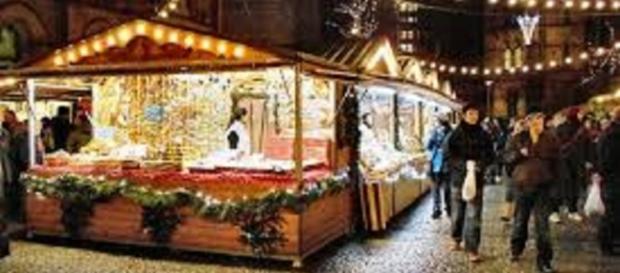Mercatini di Natale 2015: casetta in legno