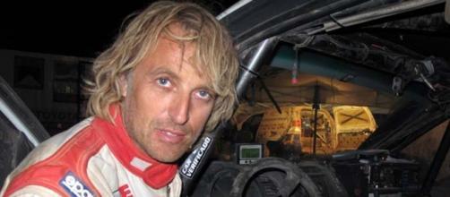 Albert Rivera sufre un accidente en un Rally