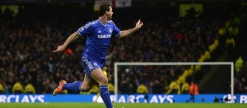 Branislav Ivanovic, giocatore Chelsea