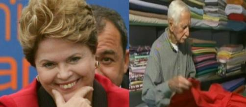 Dilma sanciona nova lei para aposentadoria