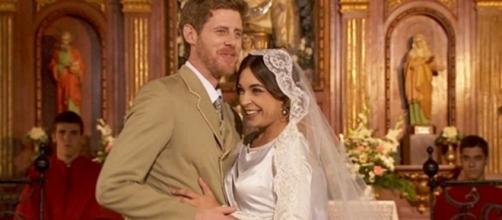 Mariana e Nicolas si sposano a Puente Viejo