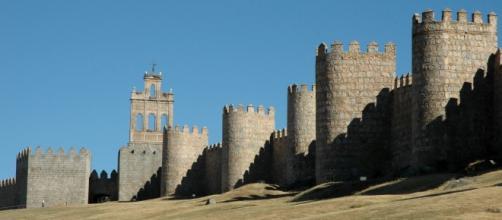 Muralla de Ávila. Patrimonio de la Humanidad