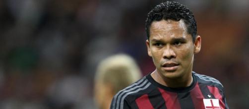 Pronostico Milan-Atalanta, Carlos Bacca in attacco