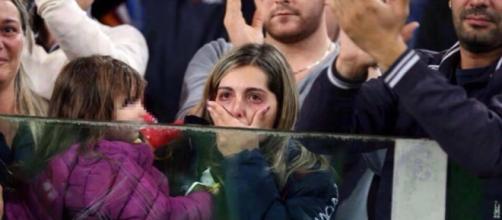 Roma chora pela morte de pai e filho torcedores.
