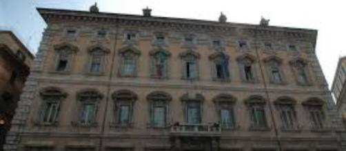 Senato italiano dove giace disegno di legge lobby