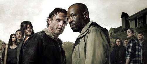 The Walking Dead 6x01, come la prima volta