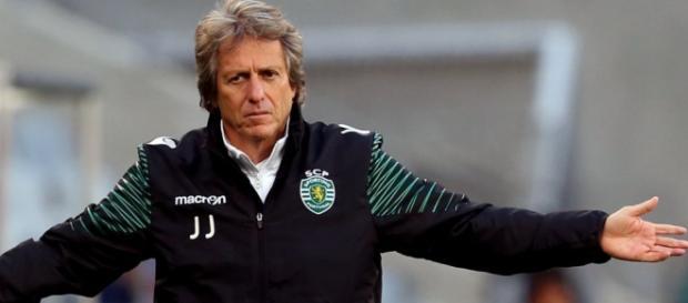 A aposta clara de Jorge Jesus é a Liga portuguesa
