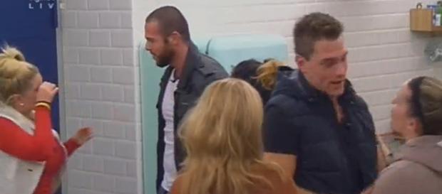 Big Brother: Manuel und Kevin verlassen das Haus.