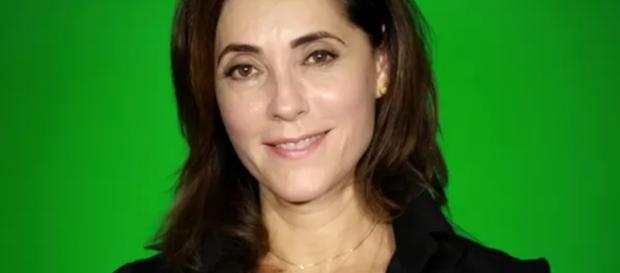 Christiane Torloni participou de 'Alto Astral'