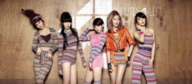 El K-pop también es furor en nuestro país