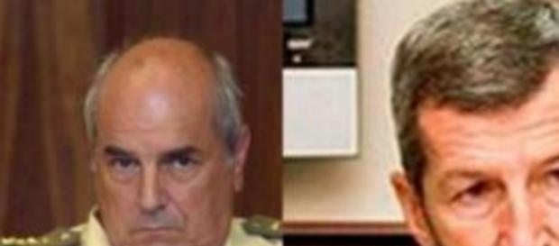 GENERALES LUIS ALEJANDRE Y JUAN JOSÉ RODRÍGUEZ