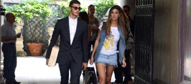 Gossip news su Belen e Stefano.