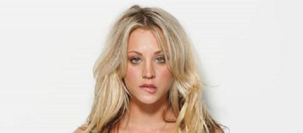 Kaley Cuoco aus der Big Bang Theory