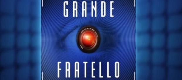 Logo del Grande Fratello, reality di Canale 5.