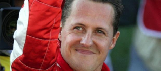 Schumacher segue se recuperando