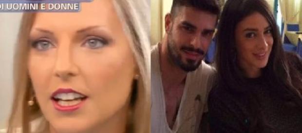 U&D: Alessia smentisce il flirt con Cristian