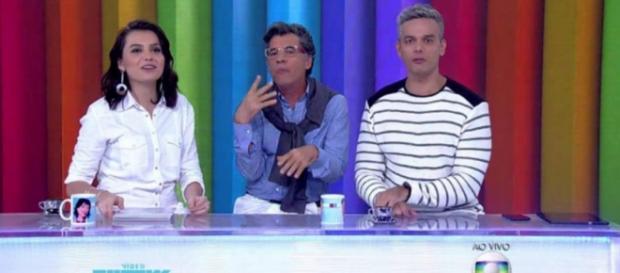 'Vídeo Show' nega que fale de fofocas