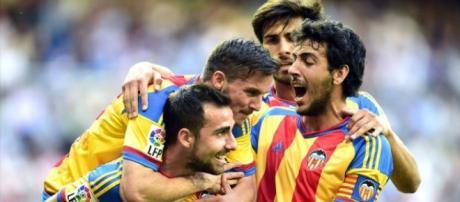 El Valencia gana tres puntos de oro