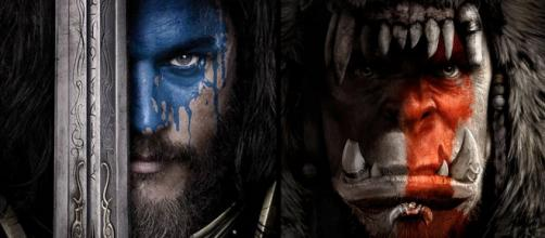 Carteles oficiales de 'Warcraft: El Origen'